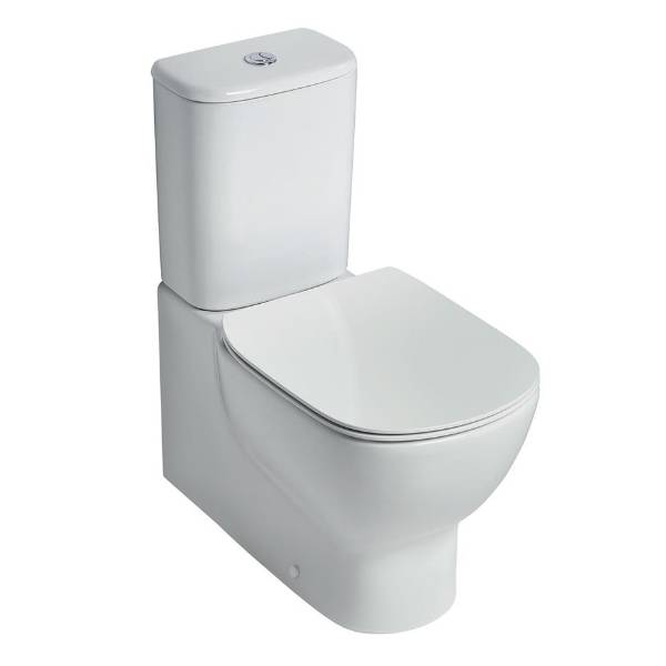 Tesi Close Coupled Back to Wall WC Suite