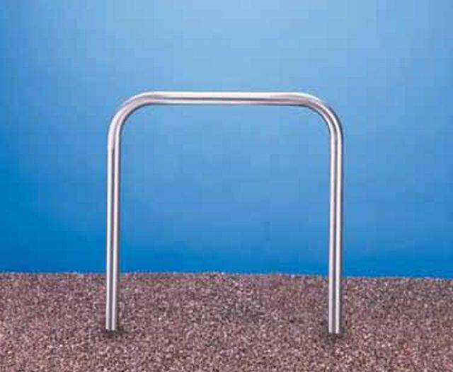 Ollerton Sheffield Cycle Stand - Galvanized Steel