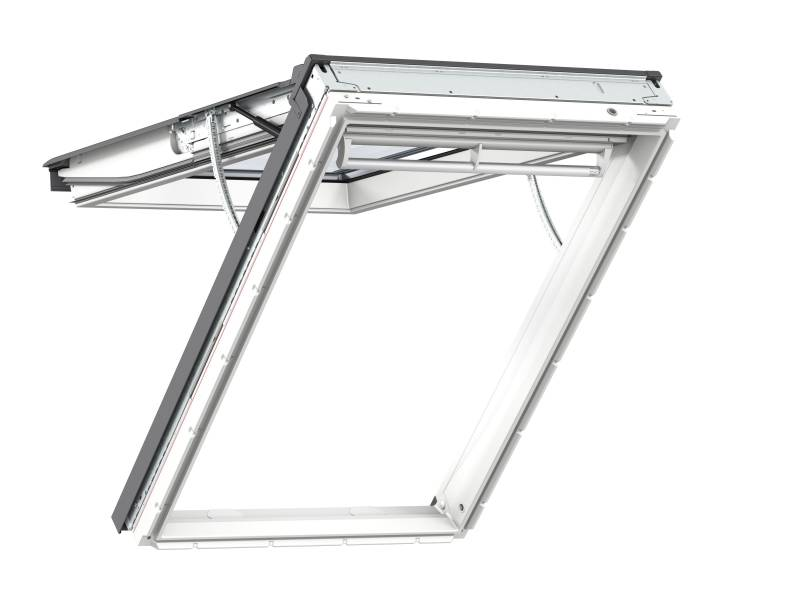 GPU INTEGRA® Electric top-hung roof window