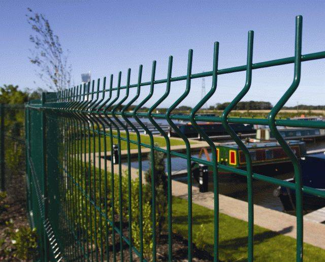 Exempla - Fencing system