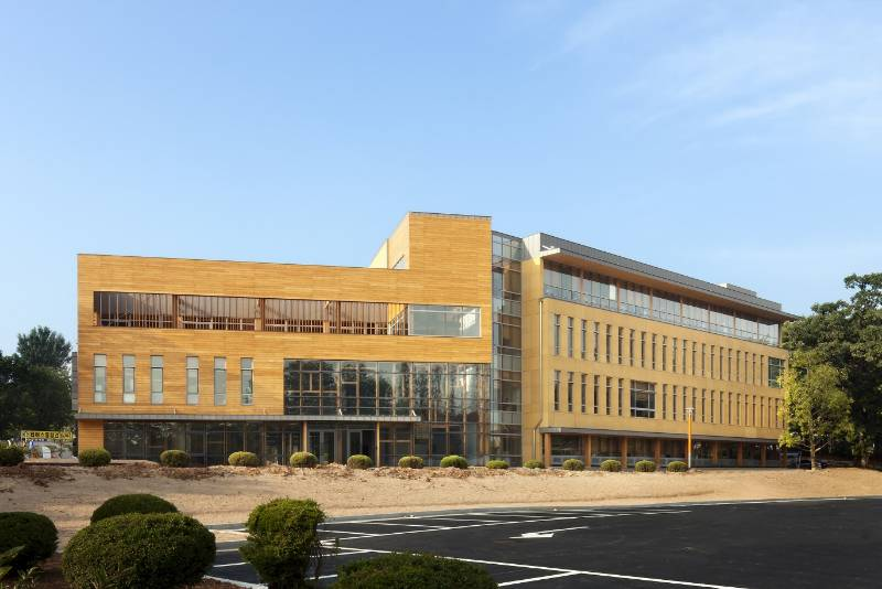 Accoya selected for the National Institute of Forest Science, Korea