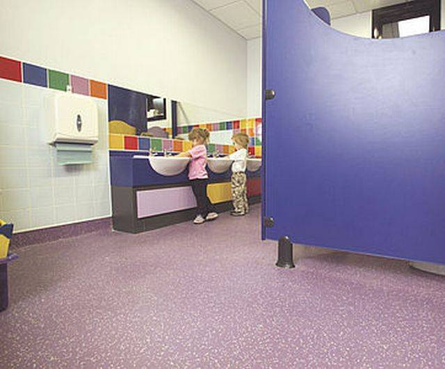 Polysafe Astral PURSafety Flooring