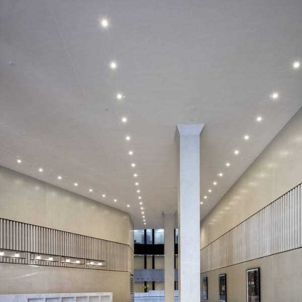 Acoustic Plaster System