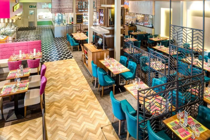 FED Restaurant Cardiff