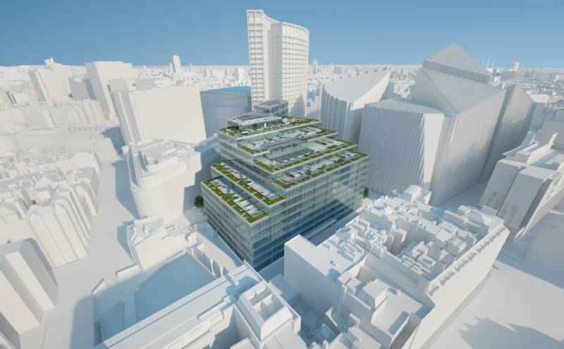 Project Verde SW1 - London
