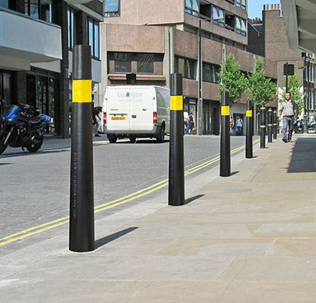 Capital Aluminium Removable Bollard