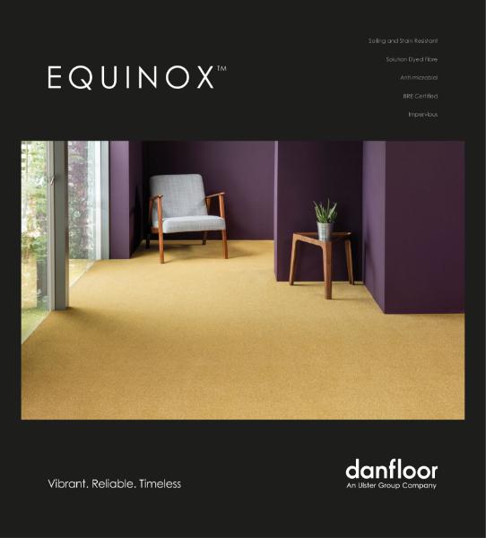 Healthcare Carpet Collection - Equinox