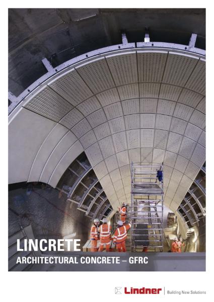 LinCrete - Architectural Concrete - GFRC