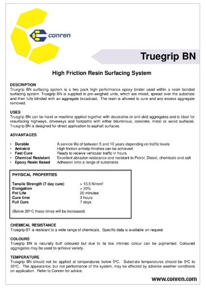 Truegrip BN
