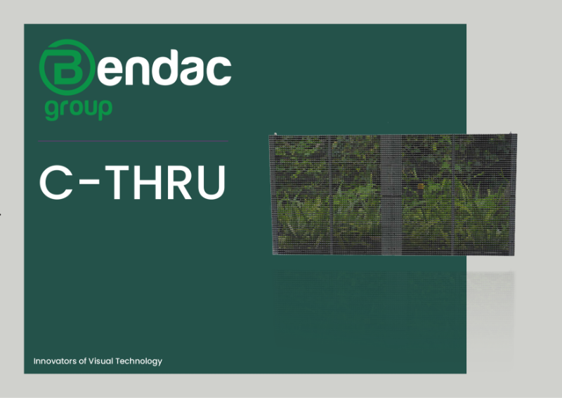 Bendac C-Thru Product Brochure