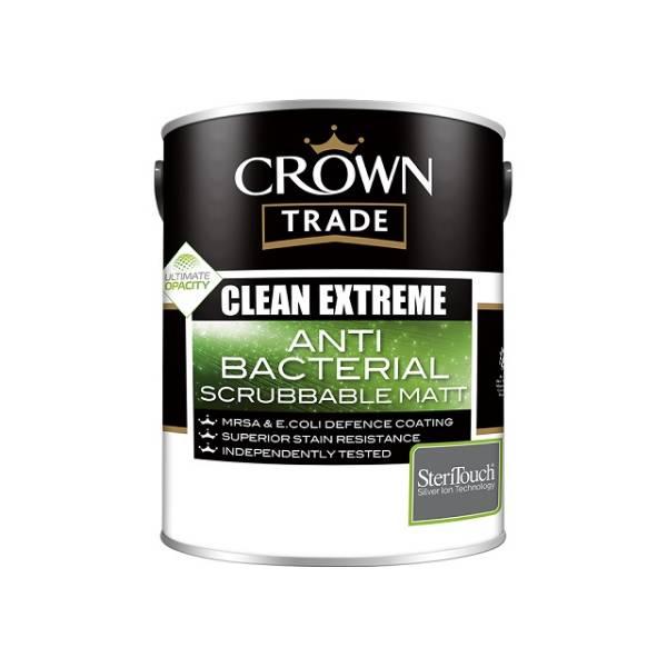 Clean Extreme Anti Bacterial Scrubbable Matt