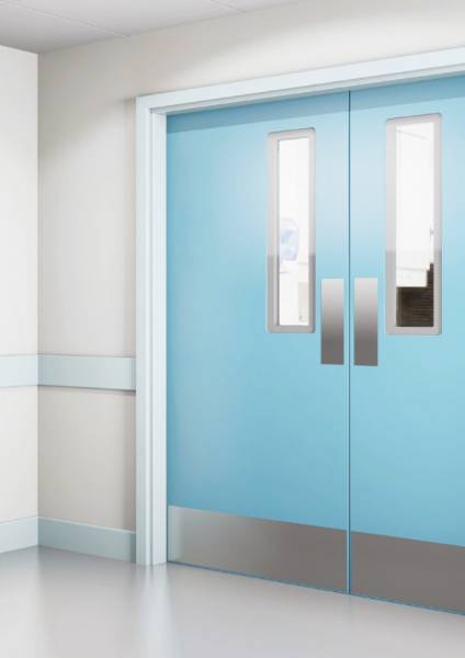 Trovex Hygidoor - Single Door Set