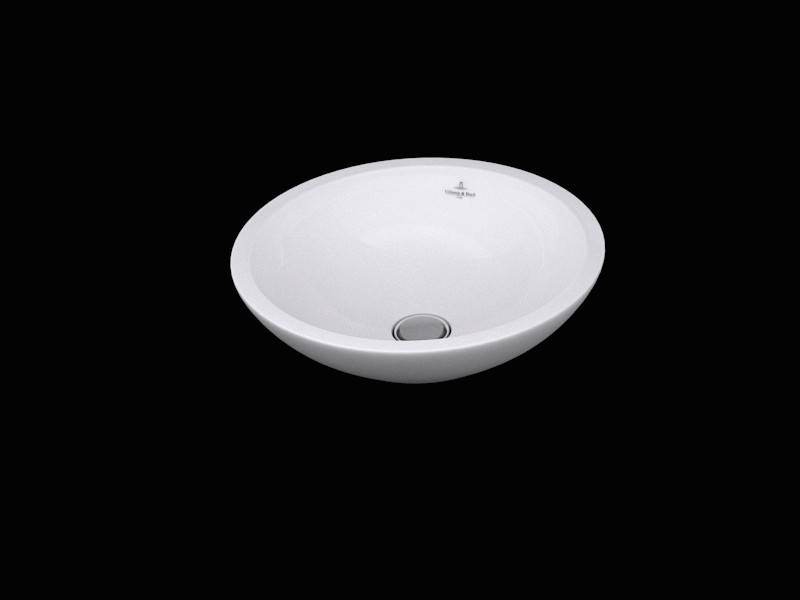 LOOP & FRIENDS Surface Mounted Washbasin 5144 00 XX