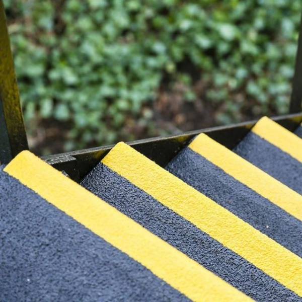 Anti Slip GRP Stair Tread Covers