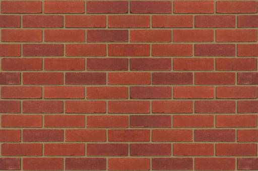 Heritage Red Blend - Clay bricks