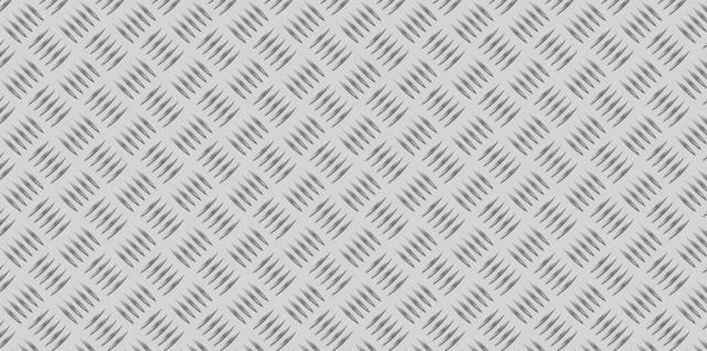 CPA2/2500/1250 Aluminium Chequer Plate Sheet