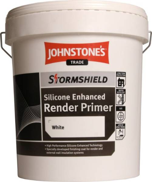 Silicone Enhanced Render Primer