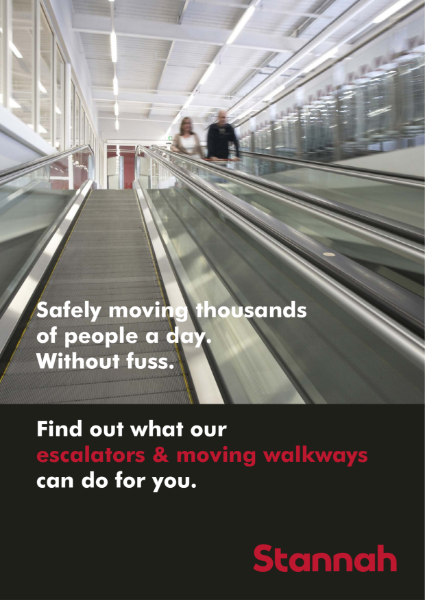 Escalators & Moving Walkways
