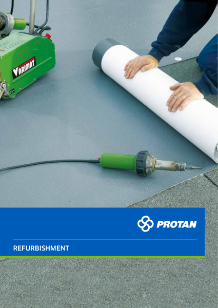 Protan (UK) Ltd Refurbishment