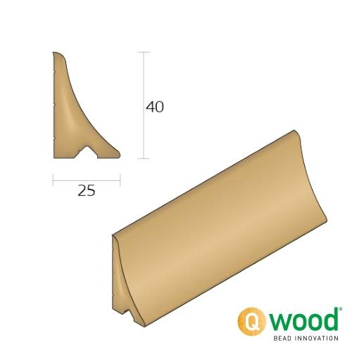 Qwood - Door Beads and Profiles for Timber and Composite Doors