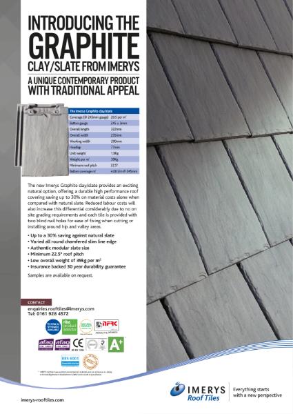 Graphite Clay Slate