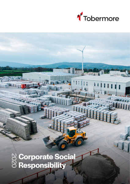 Tobermore - Corporate Social Responsibility & Responsible Manufacturing