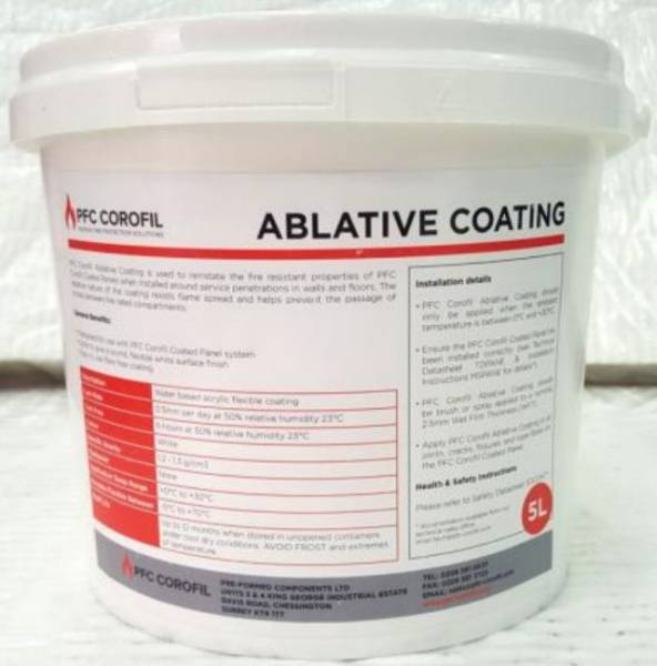 PFC Corofil Ablative Coating
