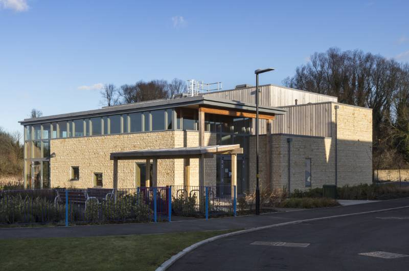 The Raymond Fenton Youth and Community Centre, South Cerney, Gloucestershire