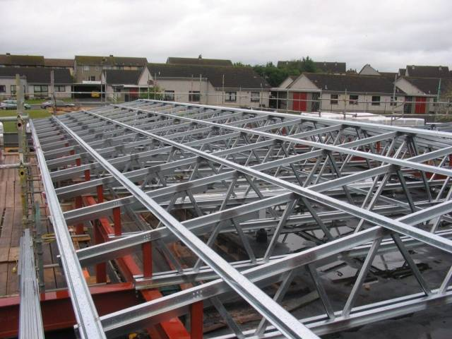 Ashjack over roof conversion systems