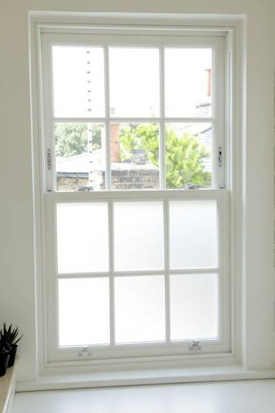 04 Historic Single Glazed Sash Window