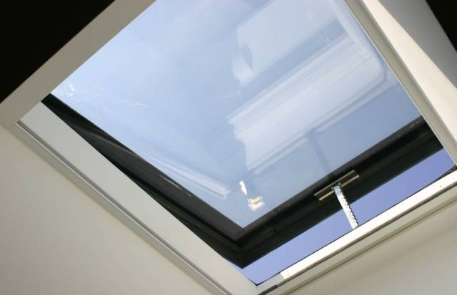 Skyvision Flat Roof Glass Skylight