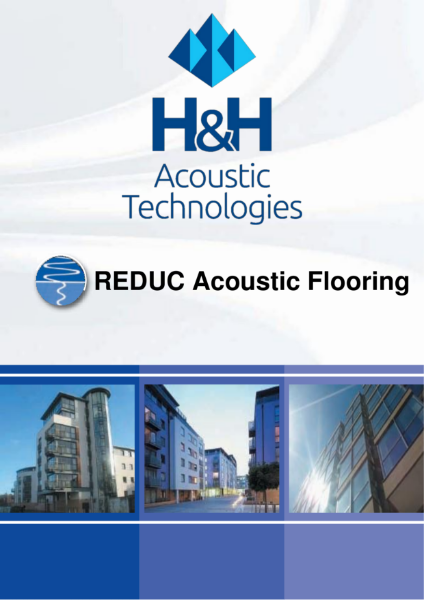 Acoustic Reduc Flooring