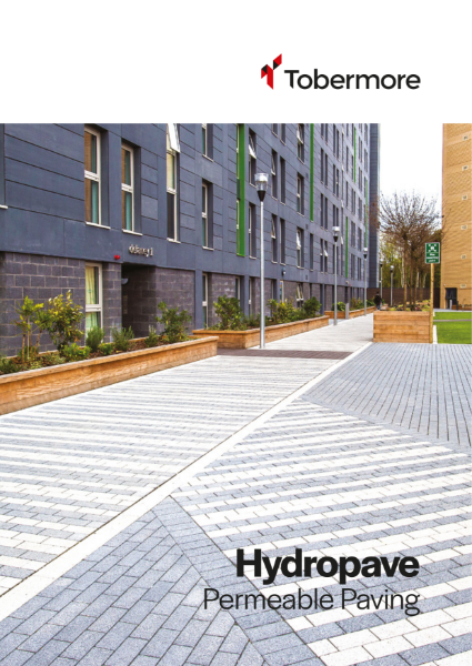 Hydropave  - Environmentally friendly Permeable paving