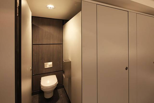 Marcato Toilet Cubicles