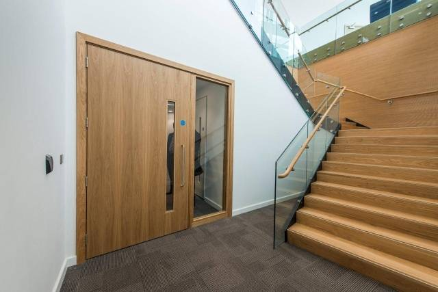 Fields TimberCore Doorset