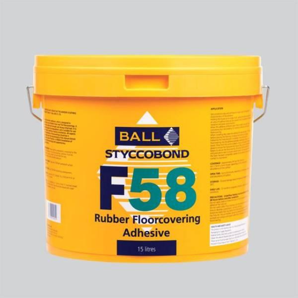 Styccobond F58 Rubber adhesive
