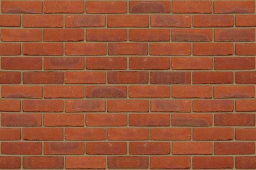 Multi Orange Stock - Clay bricks