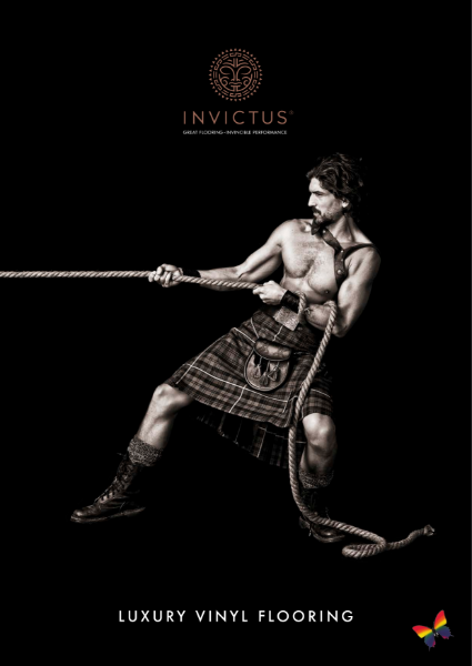 Invictus Luxury Vinyl Flooring Brochure