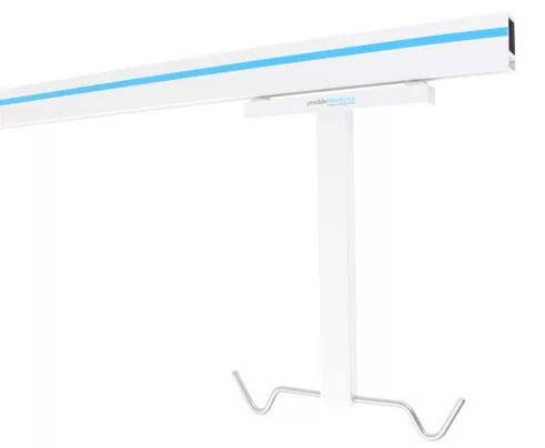 Yewdale Movatrack® IV400 Intravenous cubicle support track