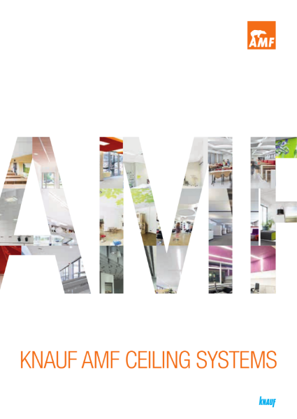 Knauf AMF Image Brochure