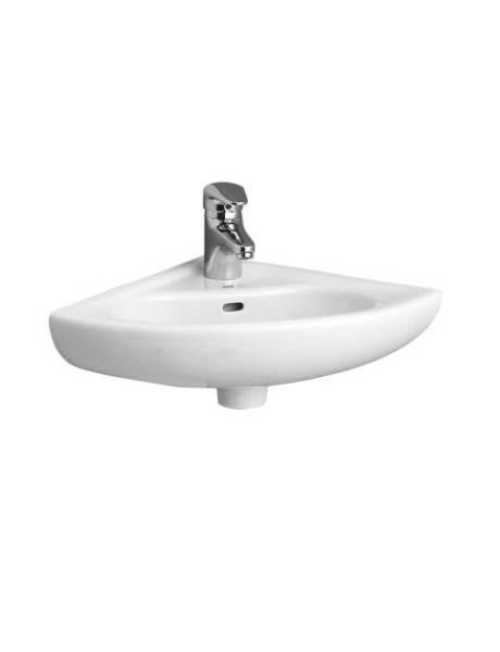 VitrA Arkitekt Corner Washbasin, 40 cm, 6093