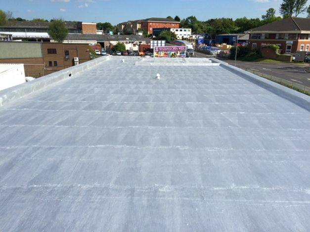 SWEPCO Aluminium Roof Coating