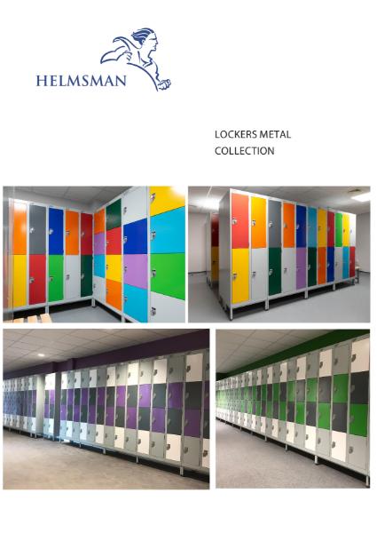 Helmsman Metal Colours