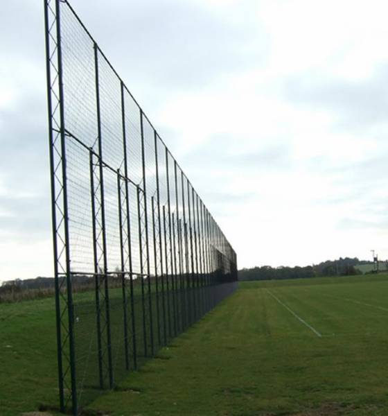 Ball Stop Fencing