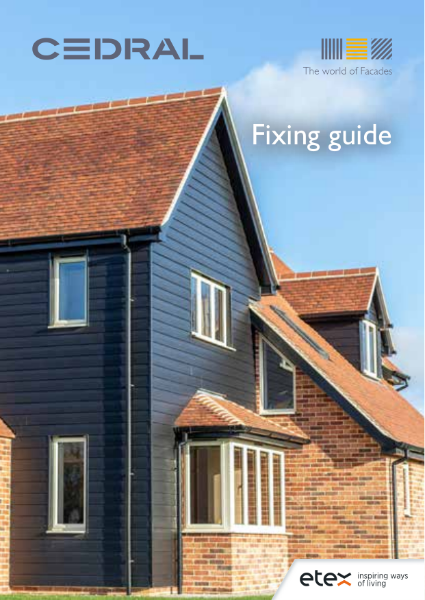 Cedral Facades Installation Guide