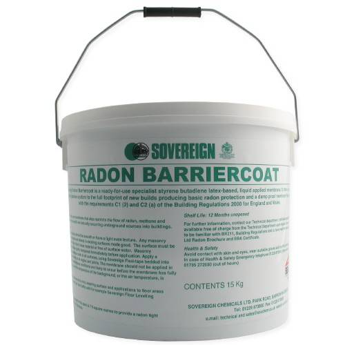 Sovereign Radon Barriercoat