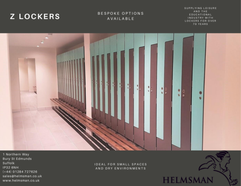 Z lockers (Dry Spec)