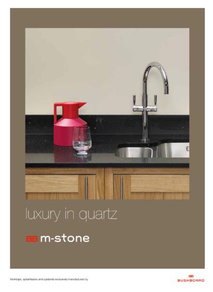 M-Stone Brochure