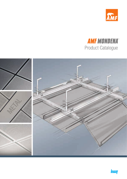AMF MONDENA® Metal Ceiling Systems