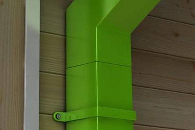 Flushjoint 100 mm square pipework